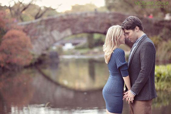 Spicy Margarita: Engagement Shoot Inspiration: Central Park