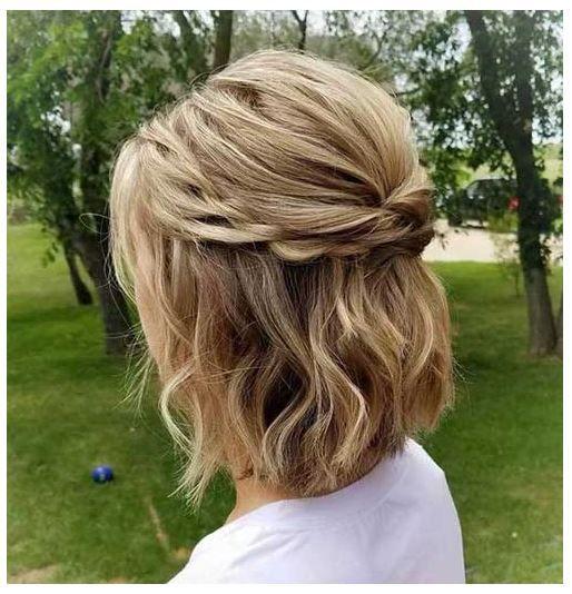 15 Beste Suss Bob Frisuren 2020 Hochzeit Frisuren Kurze Haare Hochzeitsfrisuren Kurze Haare Schulterlange Haare Frisur Hochzeit