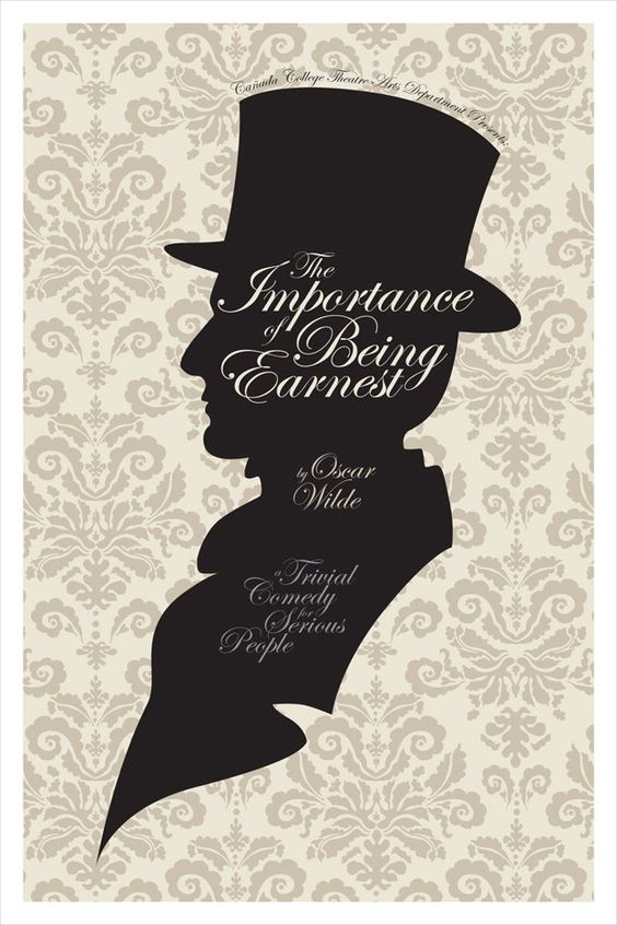 The Importance of Being Earnest question?