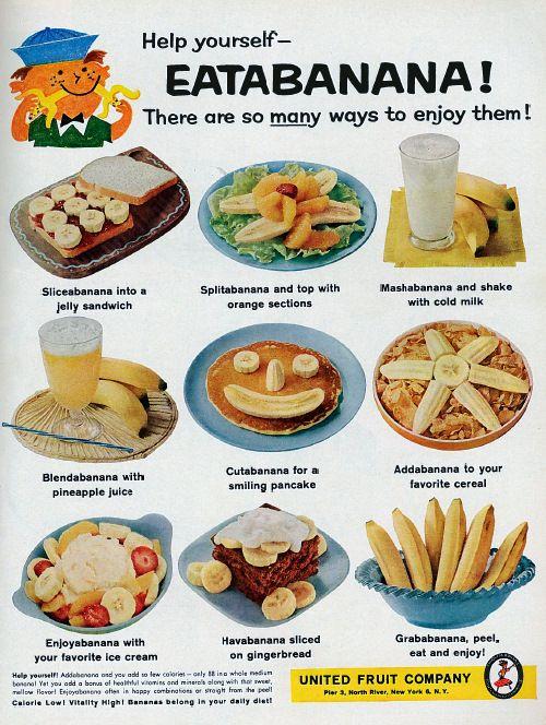 Banana? Banana?! Bananana! :)