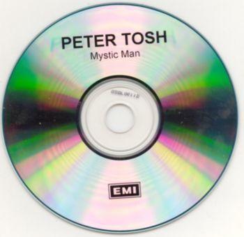 peter tosh , mystic man advance cd