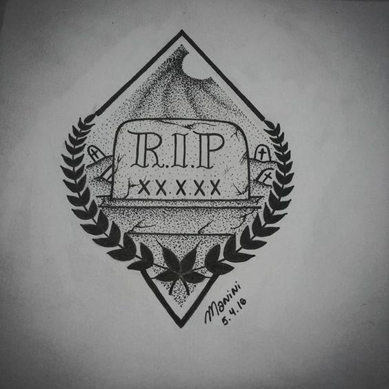 Arte disponível para tattoo :) agende já seu horário!! #draw #drawing…