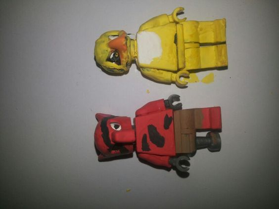 Lego 5 Nights At Freddy S Toys : Pinterest the world s catalog of ideas