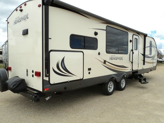 New 2017 Forest River Rv Salem Hemisphere Lite 282rk