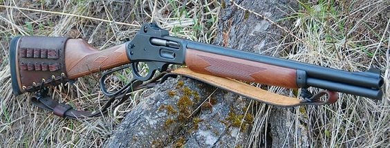 Marlin model 336 Custom Cal .35 Remington