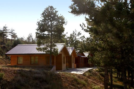 Camping las Cabañas situado en un entorno natural privilegiado, tenemos 400 plazas destinadas al disfrute del medio natural.