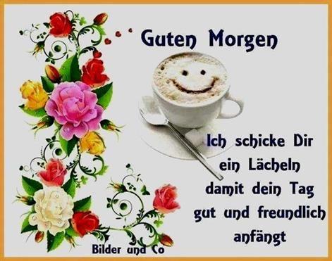 Guten Morgen Sprüche Liebe Morgen Sprüche Guten Morgen