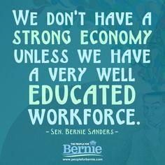 #BernieSanders #Vote4Bernie!
