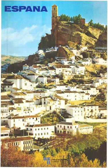Montefrío, España.