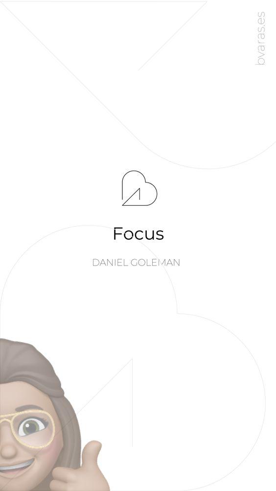 Libros para emprendedores - Focus Daniel Goleman