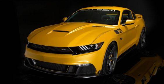 Авто Saleen представило самую мощную производственную версию Ford Mustang - свежие новости Украины и мира