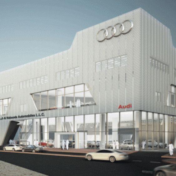 World's Largest Audi Showroom