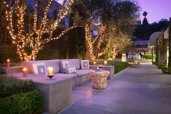 Luxe Sunset Boulevard Hotel | A Los Angeles Wedding Venue | www.partyista.com