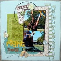 A Project by fasylvia from our Scrapbooking Gallery originally submitted 09/25/09 at 10:43 PM