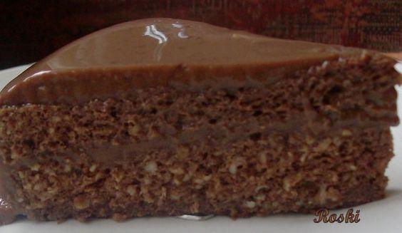 Bizco-flan de chocolate  http://roski-cocinayalgomas-yus.blogspot.com.es/2012/03/bizco-flan-de-chocolate-dukan.html