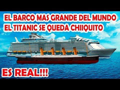 40 Barco De Pasajeros Mas Grande De Youtube