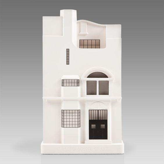 Chisel & Mouse   Glasgow School Of Art Model
