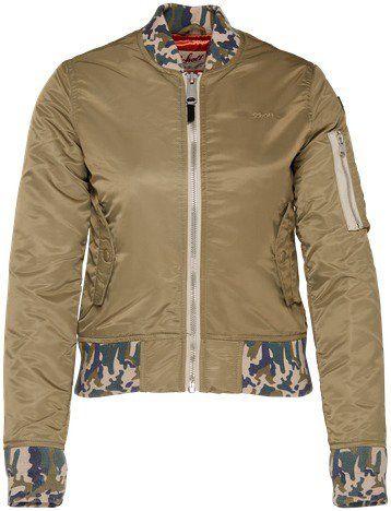Pin for Later: Diesen Trend haben wieder mal die Jungs zuerst getragen  Schott NYC kurze Bomberjacke (199 €)