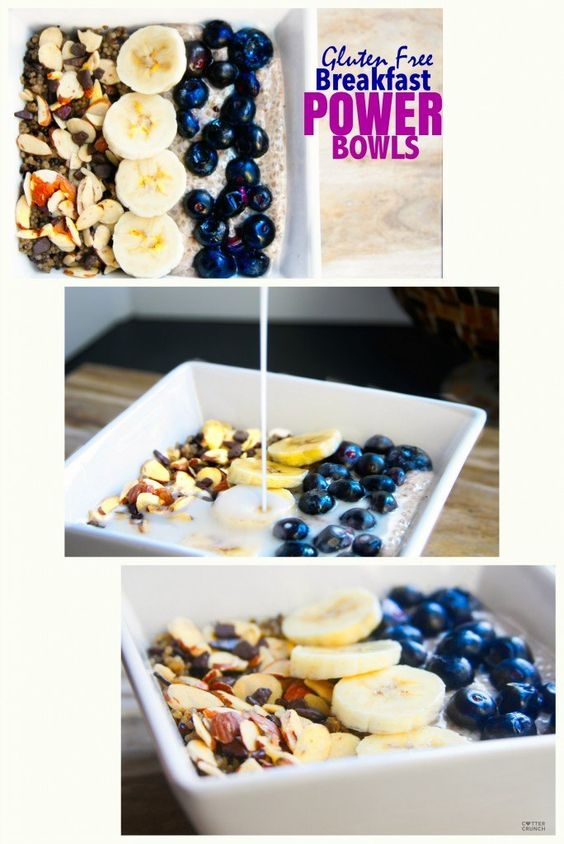Breakfast Power Bowls from Cotter Crunch