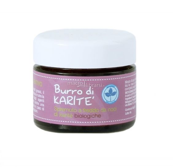 Burro di Karitè - La Saponaria