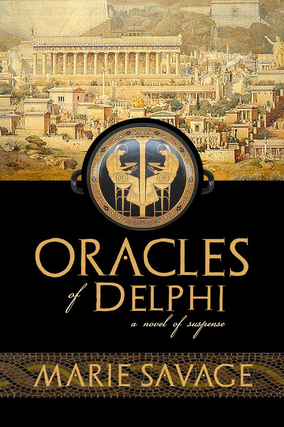 All Althaia wants on her trip to Delphi is to fulfill her father's last wish and enjoy time away from her tiresome new husband. Finding the body of a young woman on the altar of Dionysos in the theater of the Sacred Precinct on her first day in town is not in her plans.