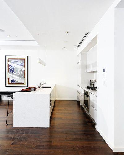 Victorian Kitchen Floor: Victorian Dark Floorboards Design, Pictures, Remodel