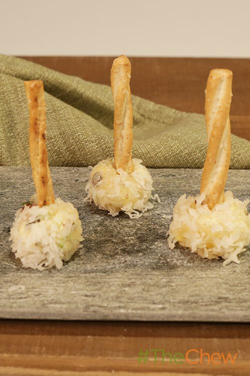 This cheese ball is sure to be a hit at your next party!