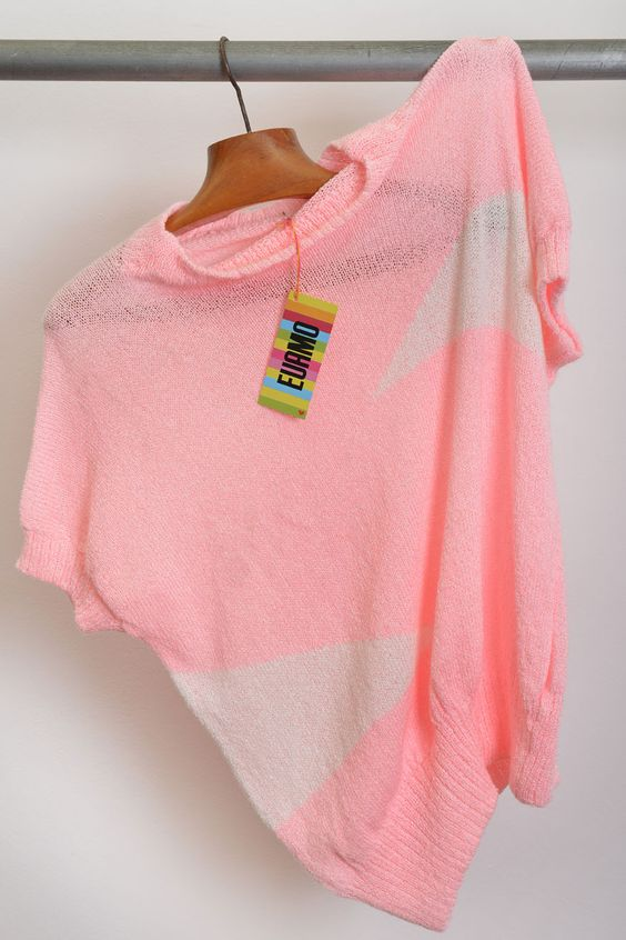 top tricot / anos 80' / tam.M/G / ♥ 80,