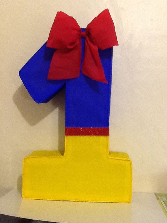 Number 2 pinata snow white. Snow white pinata. Snow by aldimyshop