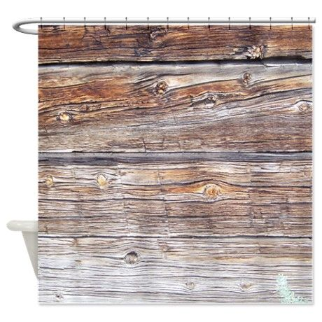 wood plank Shower Curtain | Curtains, Planks and Shower curtains