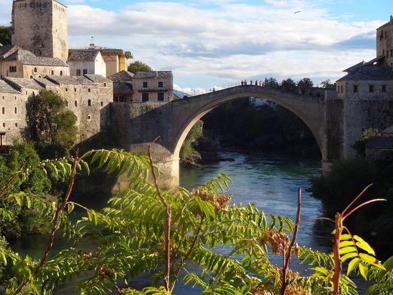 Ponte Stari Most Mostar Bósnia