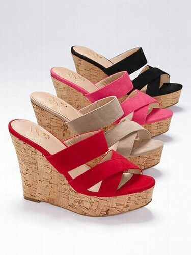 48 Casual  Wedges Sandals That Will Make You Look Cool shoes womenshoes footwear shoestrends