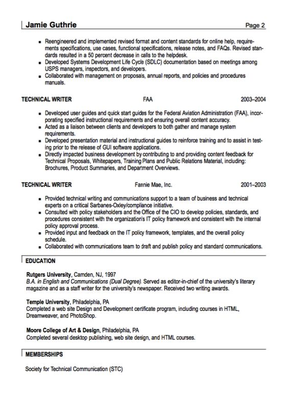 Sample Resume Quality Assurance Engineer - http\/\/resumesdesign - radiology tech resume