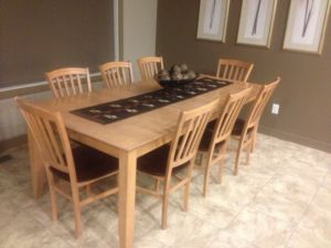 Buy Modern And Vintage Dining Tables In Edmonton