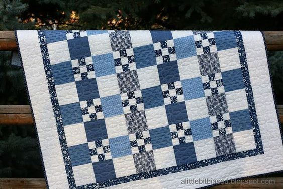 Five Fat Quarter Fun - Garden Path | A Little Bit Biased | Bloglovin'