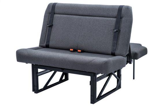 Crash Tested Foldaway Van Bed Seat c w Seat Belts Attic Escape - finke küchen angebote
