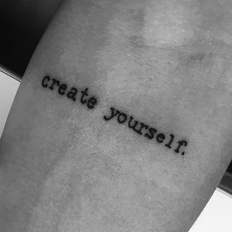 Tatuajes De Frases Tatuaje Tatuajes Simples Mejores Tatuajes Pequenos Tatuajes Pequenos Hombre
