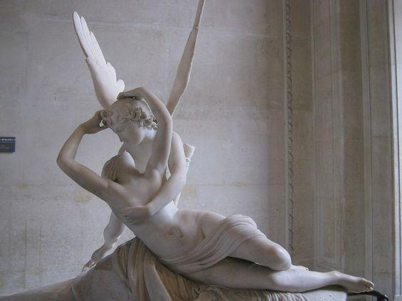 eros and psyche sculpture.