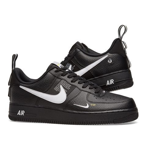 Nike Air Force 1 07 Lv8 Utility Nike Air Force Black Nike