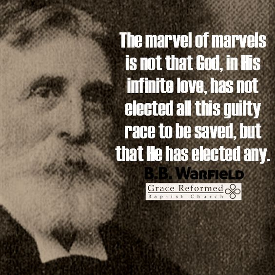 Benjamin Breckinridge Warfield (November 5, 1851 – February 16, 1921) was…