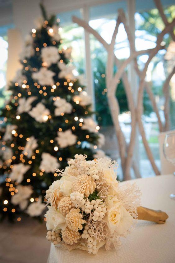 Un matrimonio natalizio ispirato al ballo delle debuttanti: Daniela e Mario | Wedding Wonderland