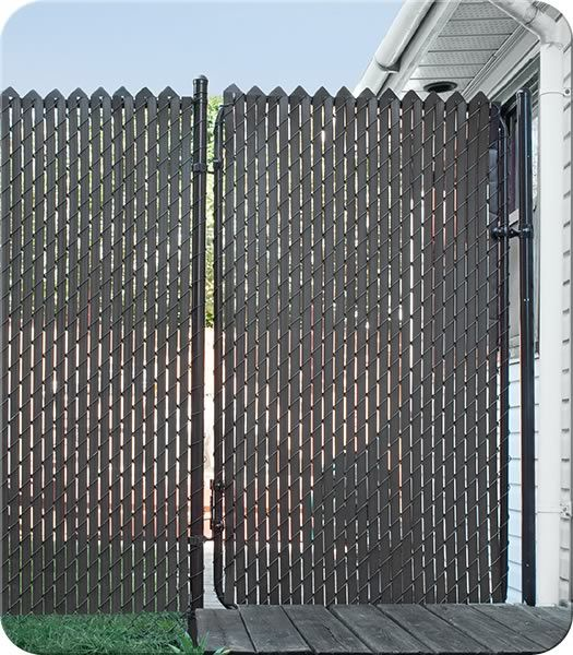 Privacy Slats For All Your Fencing Needs Cercas De Madera Decoracion De Patio Setos