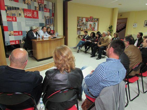 El PSOE de Jaén repetirá con los mismos candidatos a las nuevas elecciones del 26J