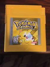 Pokemon Yellow Version-Special Pikachu Edition (Nintendo GameBoy) Tested & Saves  get it http://ift.tt/2cM8TJF pokemon pokemon go ash pikachu squirtle