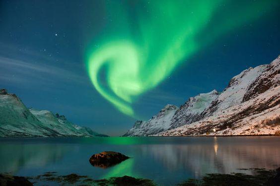 Norvegia i - Aurora Boreale Tromsø