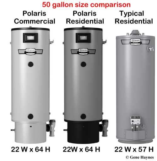 Review Polaris Water Heater Water Heater Heater Gas Water Heater