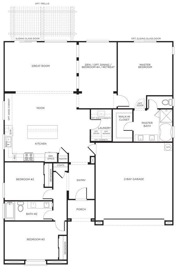 Pinterest the world s catalog of ideas for Las vegas home floor plans