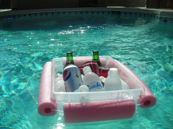 $2 DIY beverage float..and none of us at work thought of this before?..