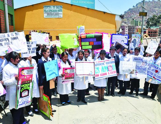 #Marcha promueve la lactancia materna - Diario Pagina Siete: Diario Pagina Siete Marcha promueve la lactancia materna Diario Pagina Siete…