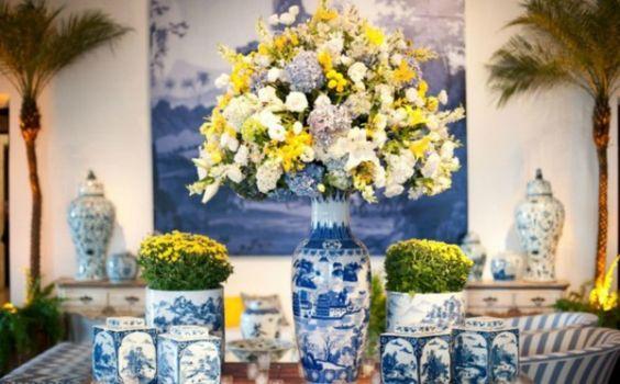 Casamento de dia aposta nas cores do Brasil para criar atmosfera bucólica - Casa - GNT